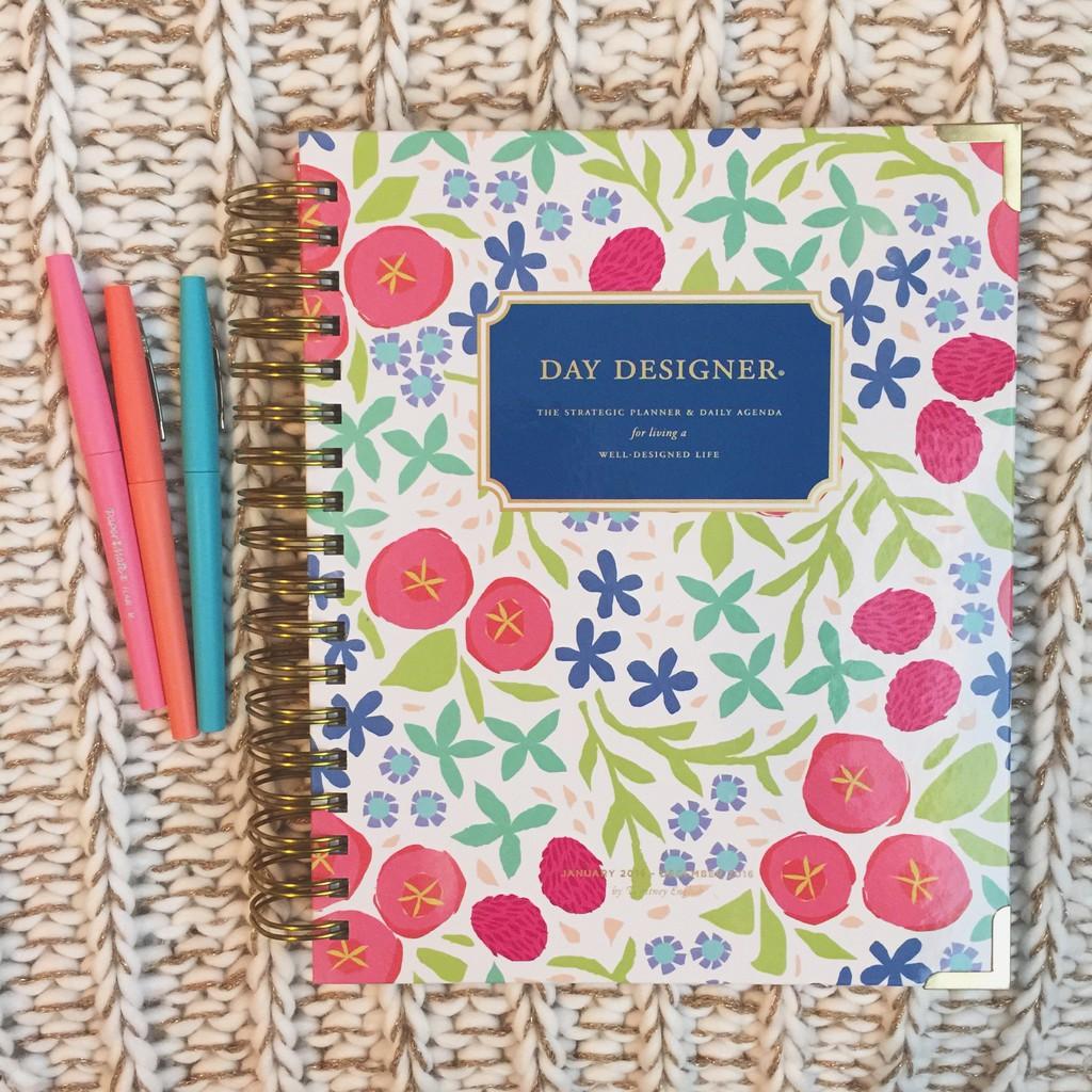 Day Designer 2016 Planner