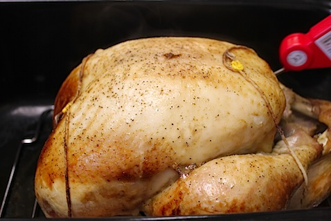 My Turkey Took A Lot Longer To Cook Than I Figured It Would Why Think The Sides On Roasting Pan Were Bit Too High