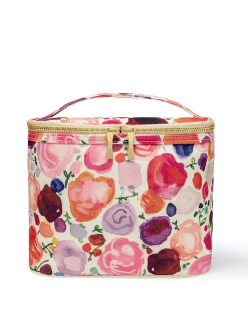 Floral Kate Spade lunch tote