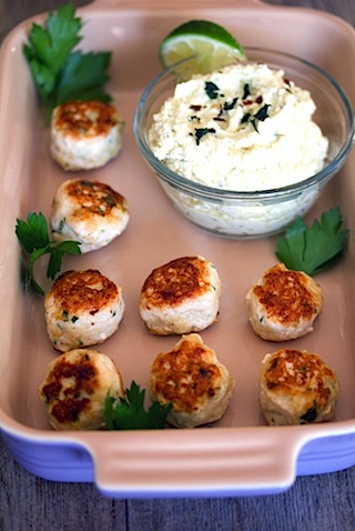 Jalapeno Lime Chicken Meatballs with Whipped Feta 4.jpg