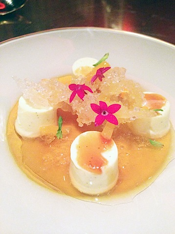 Jose Andres Flan with Orange Ice.jpg