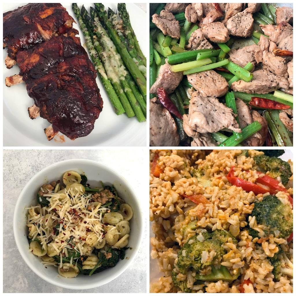 Weeknight Meals from June 2017   wearenotmartha.com