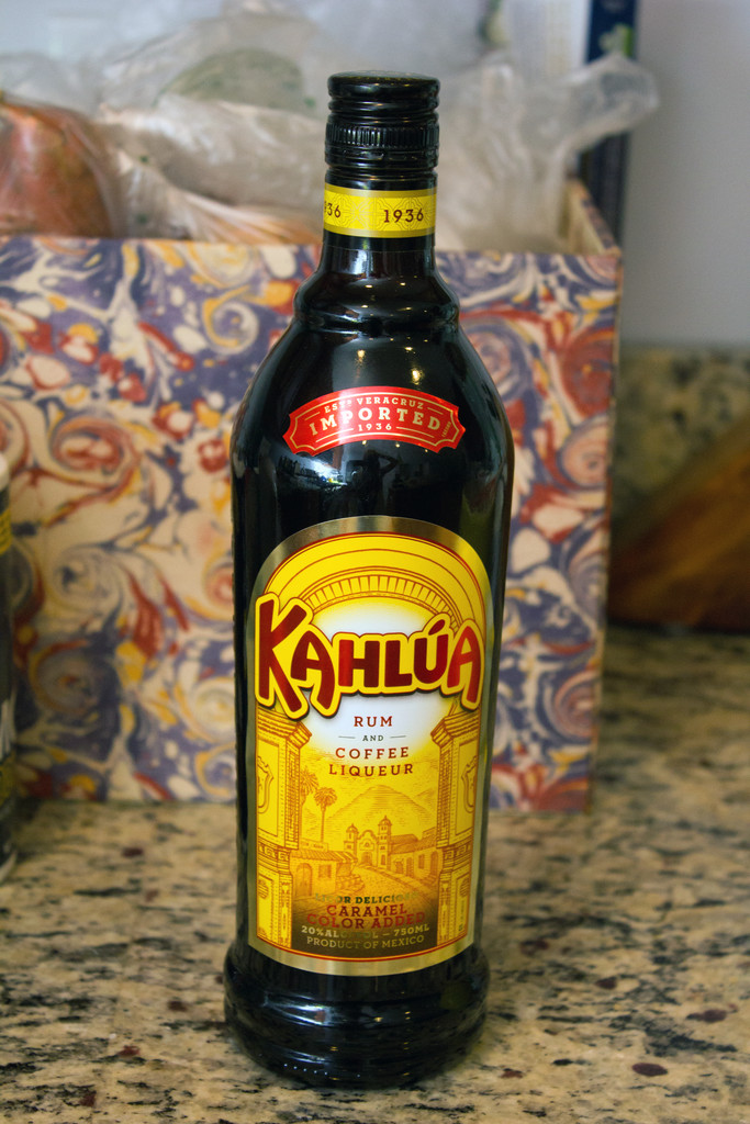 Kahlua for Milkshake