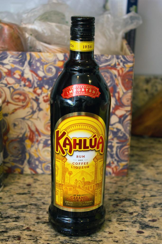 Kahlua for Milkshake