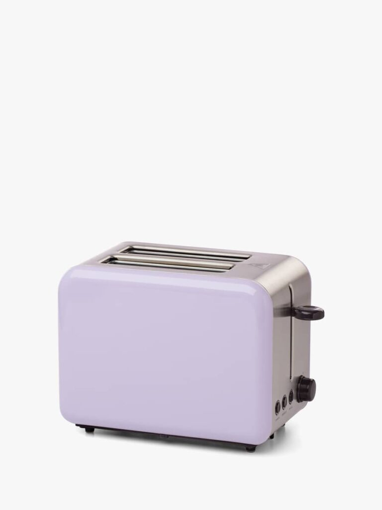 Lilac Kate Spade toaster oven