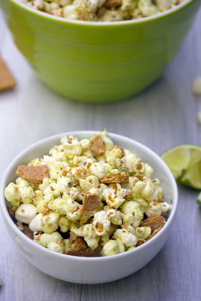 Key Lime Pie Popcorn 2