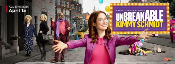 Kimmy Schmidt Season 2 | wearenotmartha.com
