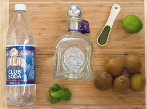 Kiwi Mint Tequila Cocktail Ingredients.jpg