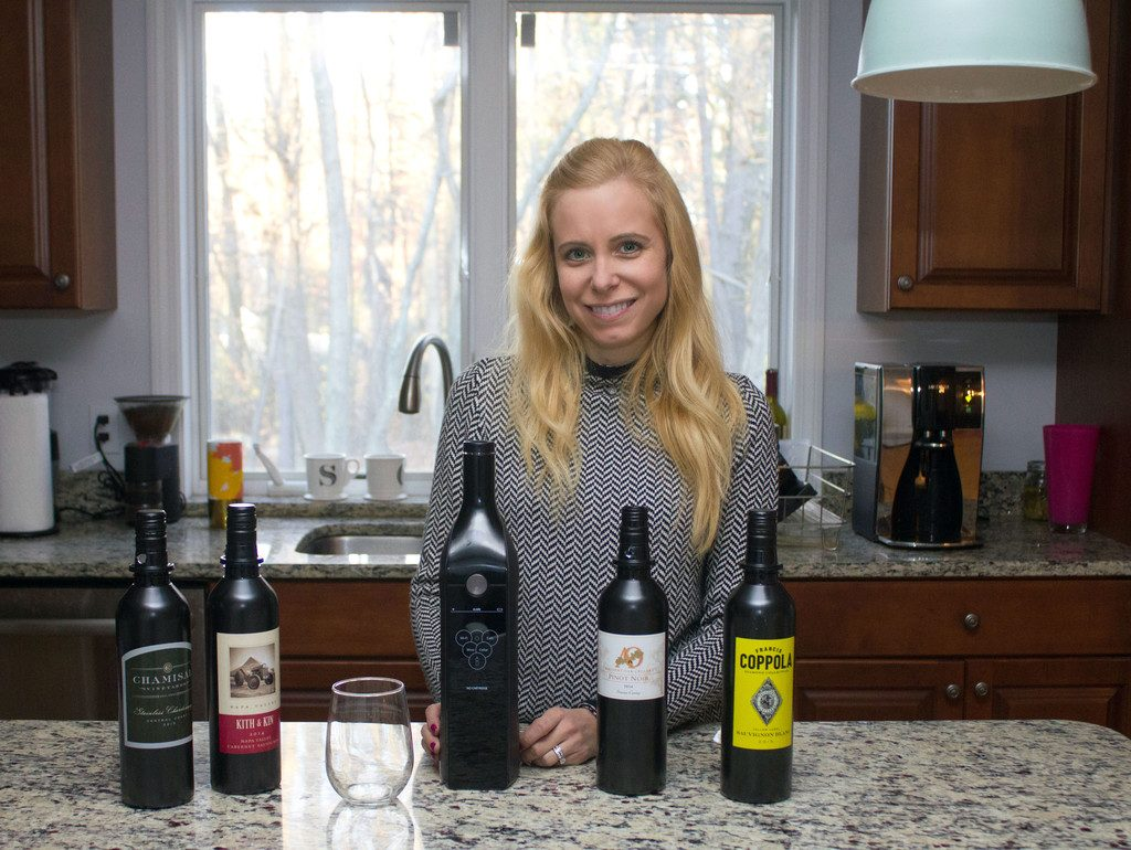 The Kuvée Wine System | wearenotmartha.com