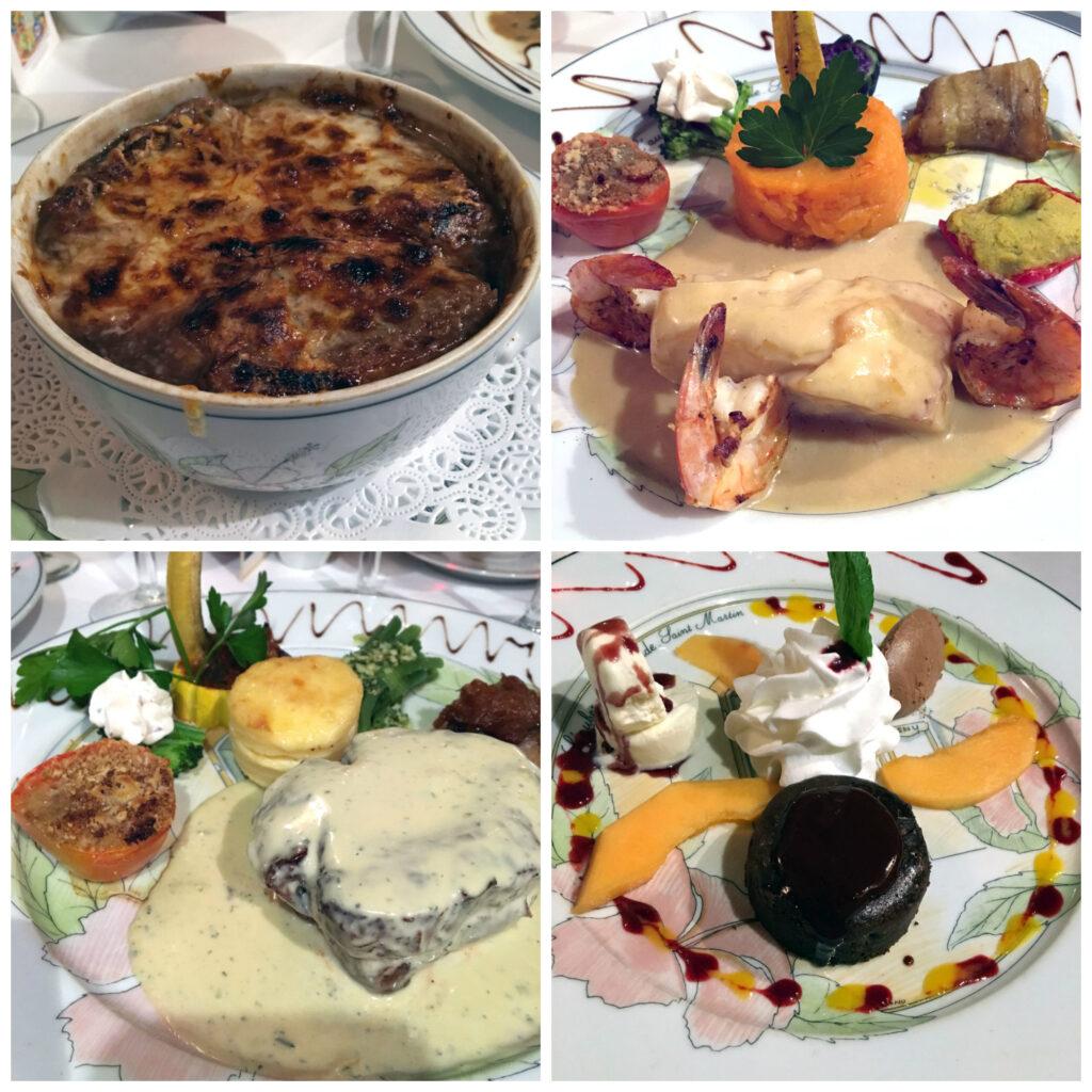 L'Auberge Gourmande restaurant -- St. Maarten | wearenotmartha.com
