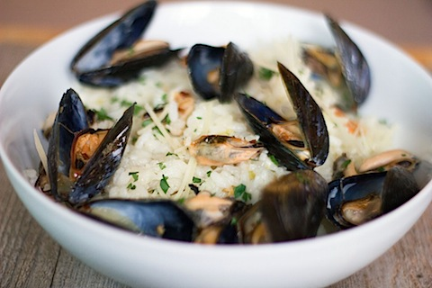 Lemon Fennel Risotto with Mussels 2.jpg