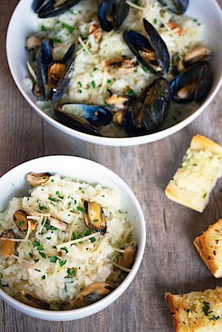 Lemon Fennel Risotto with Mussels 9.jpg