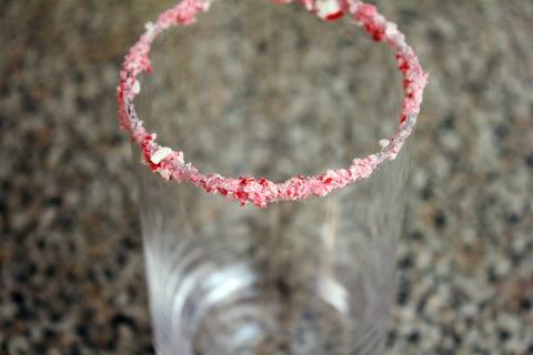 Malted Candy Cane Milkshake Glass Rim.jpg