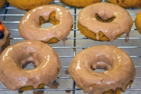 Malted Pumpkin Sixlet Doughnuts Frosted.jpg