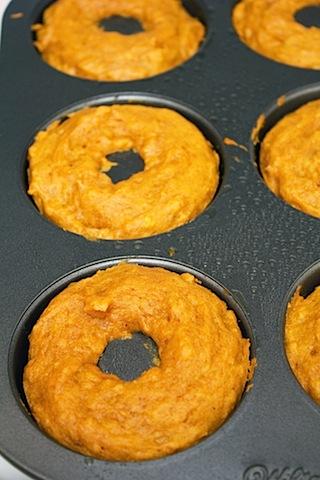 Malted Pumpkin Sixlet Doughnuts Pan Baked.jpg