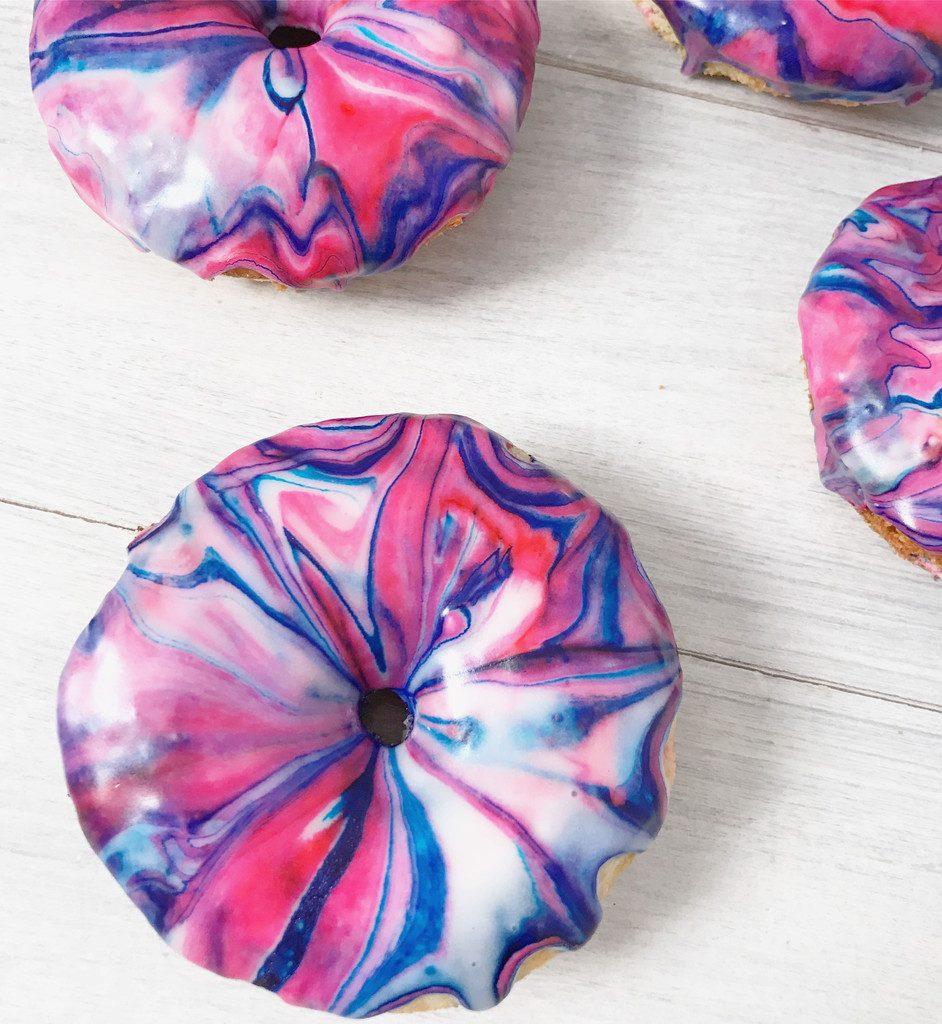 Marble-Doughnuts