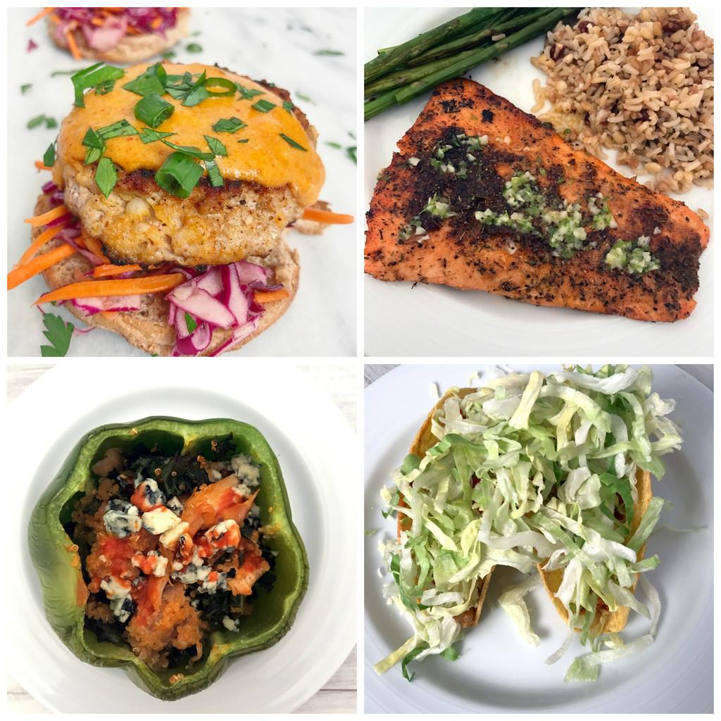 Weeknight Meals from March 2017 | wearenotmartha.com