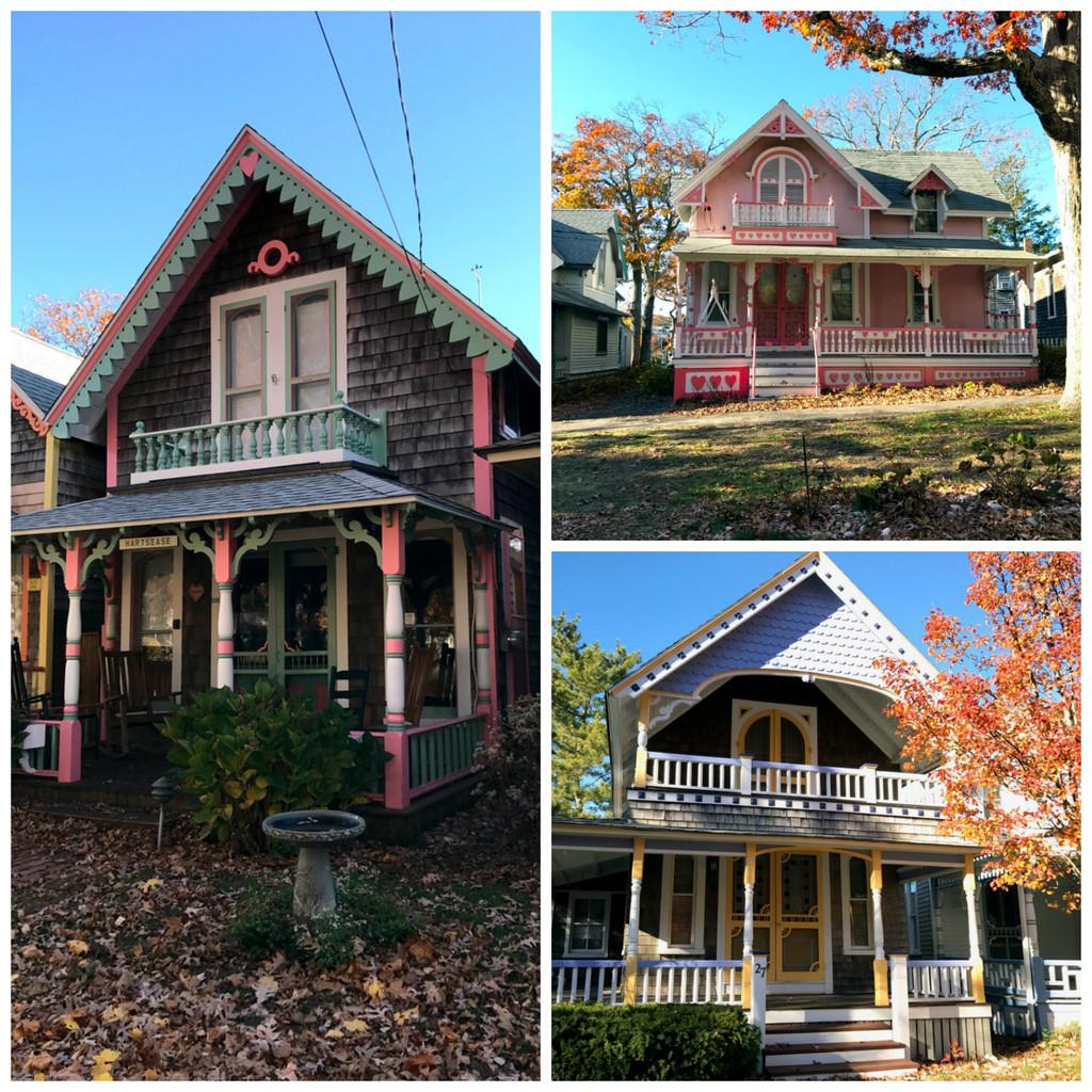 Marthas-Vineyard-Gingerbread-Cottages