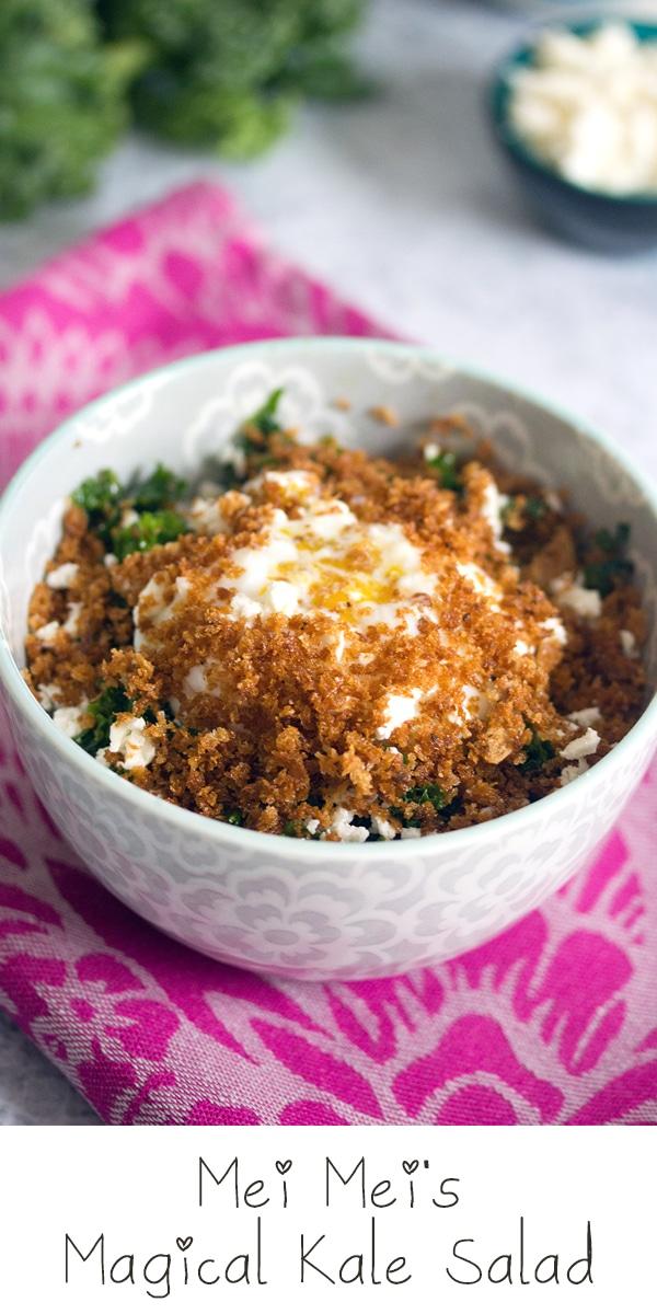 Mei Mei\'s Magical Kale Salad