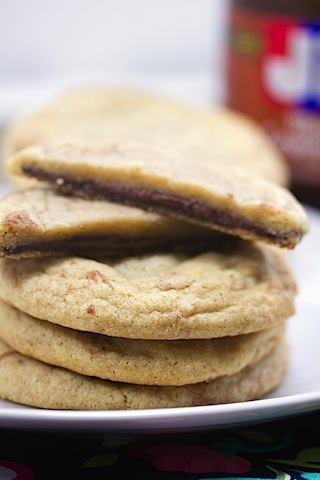 Mocha Cappuccino Cinnamon Cookies
