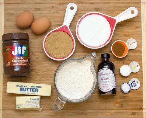 Mocha Cappuccino Cinnamon Cookies Ingredients.jpg