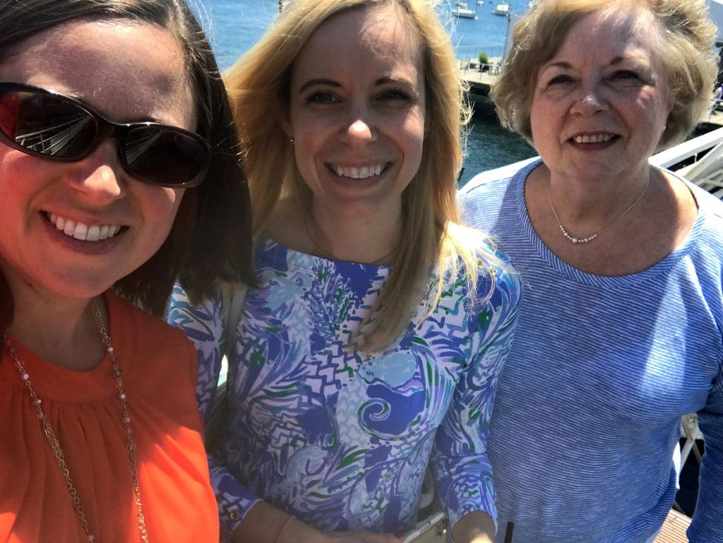 Fun on the Boston Harbor Brunch Cruise | wearenotmartha.com