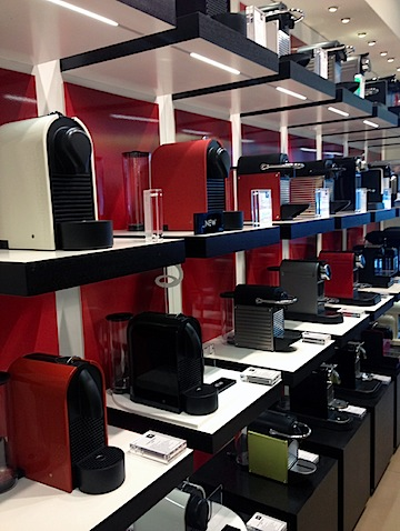 Nespresso Store Machines Wall.jpg