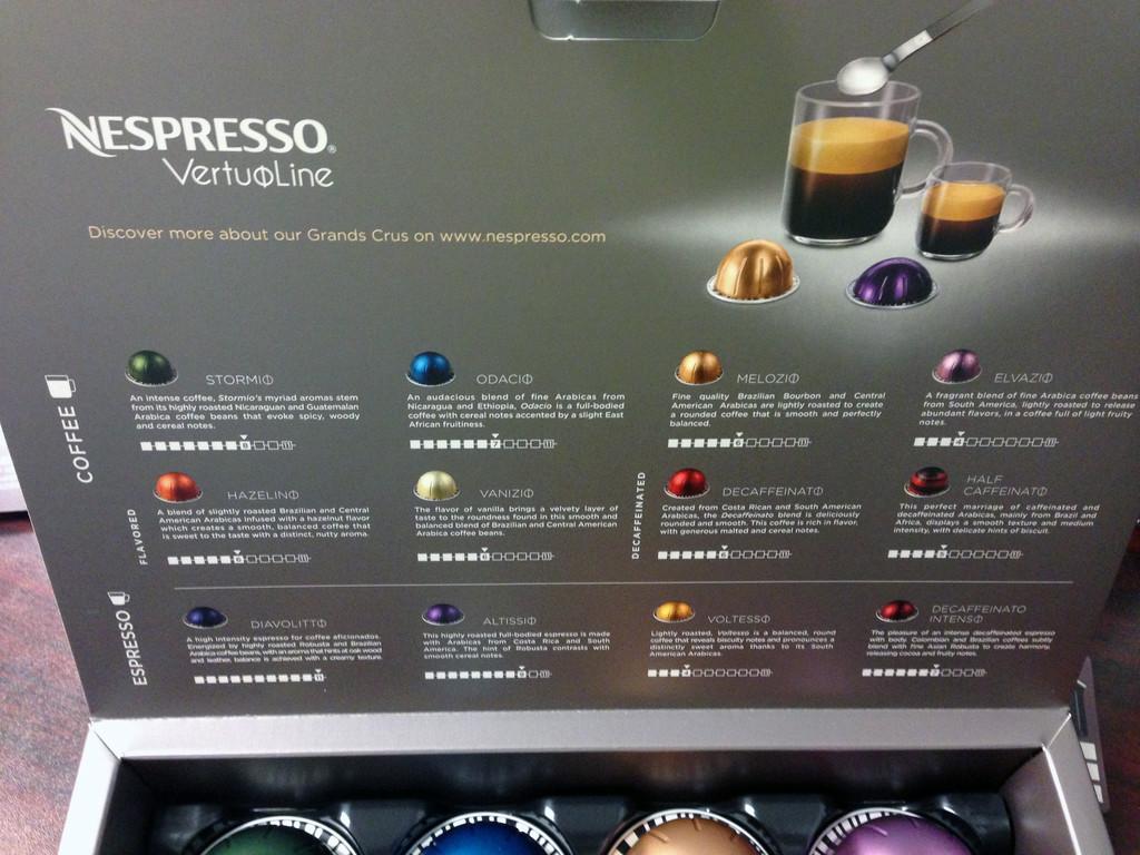 Nespresso Vertuo 2
