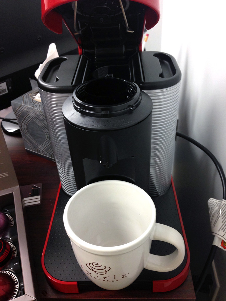 Nespresso Vertuo 5
