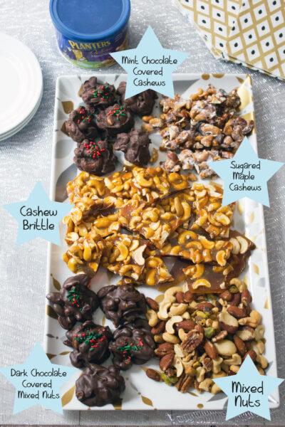 Nut Desserts Full Tray 1
