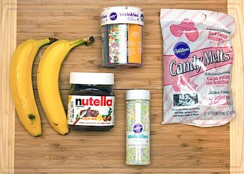 Nutella Raspberry Chocolate Covered Bananas Ingredients 2.jpg