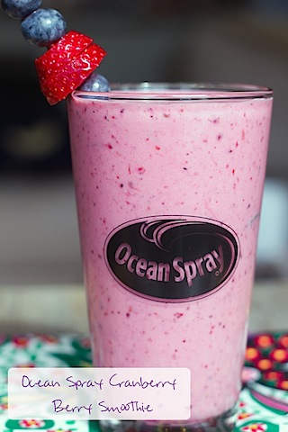 Ocean Spray Cranberry Berry Smoothie 3.5.psd
