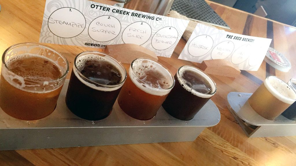 Otter Creek Brewing Co. -- Brewery visits in Middlebury, Vermont | wearenotmartha.com