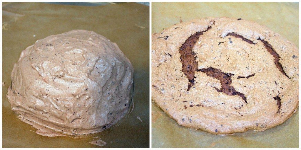 Pavlova-Baking