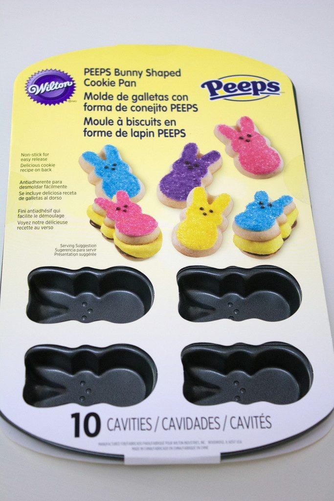Wilton Peeps Cookie Mold