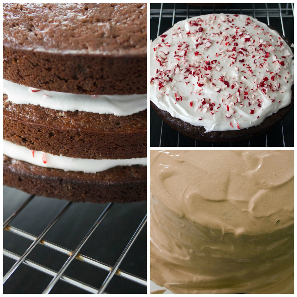 Peppermint-Marshmallow-Frosting-Cake