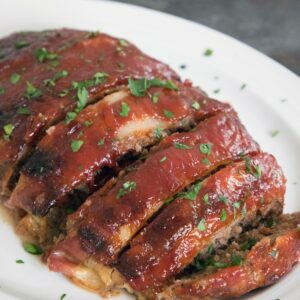 Pioneer Woman's Favorite Meatloaf