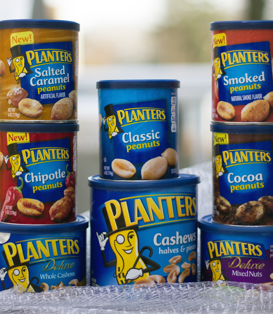Planters Holiday Nuts 2