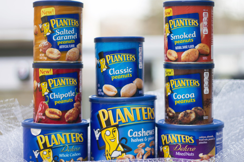 Planters Holiday Nuts