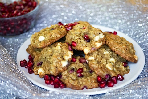 Pomegranate White Chocolate Oatmeal Cookies 11.jpg
