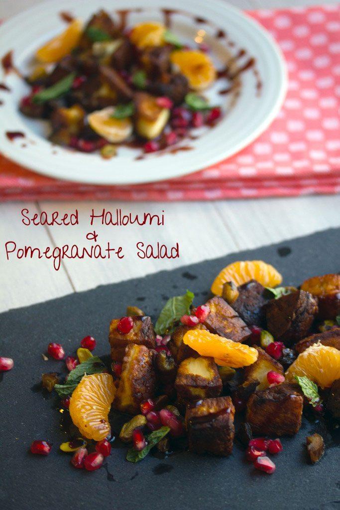 Pomegranate_Halloumi_Salad