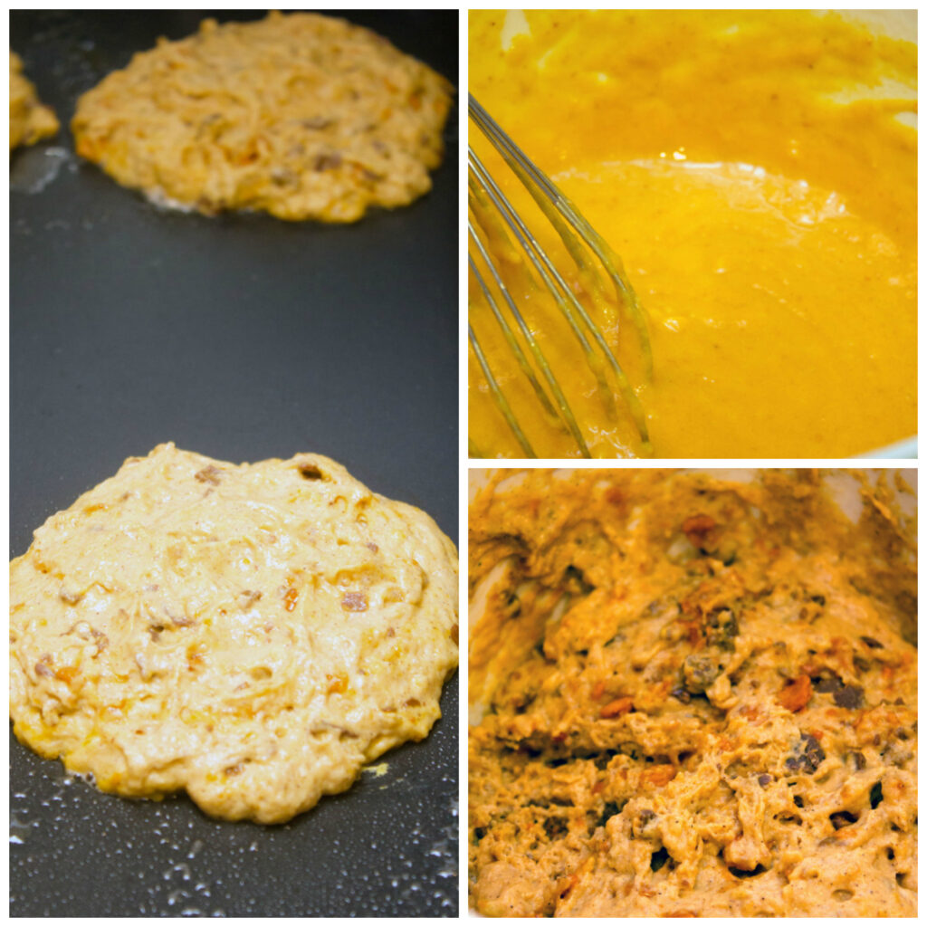 pumpkin-butterfinger-pancakes-collage