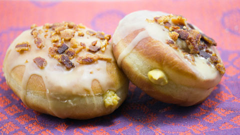 Pumpkin Doughnuts with Maple Bacon Frosting 16.jpg