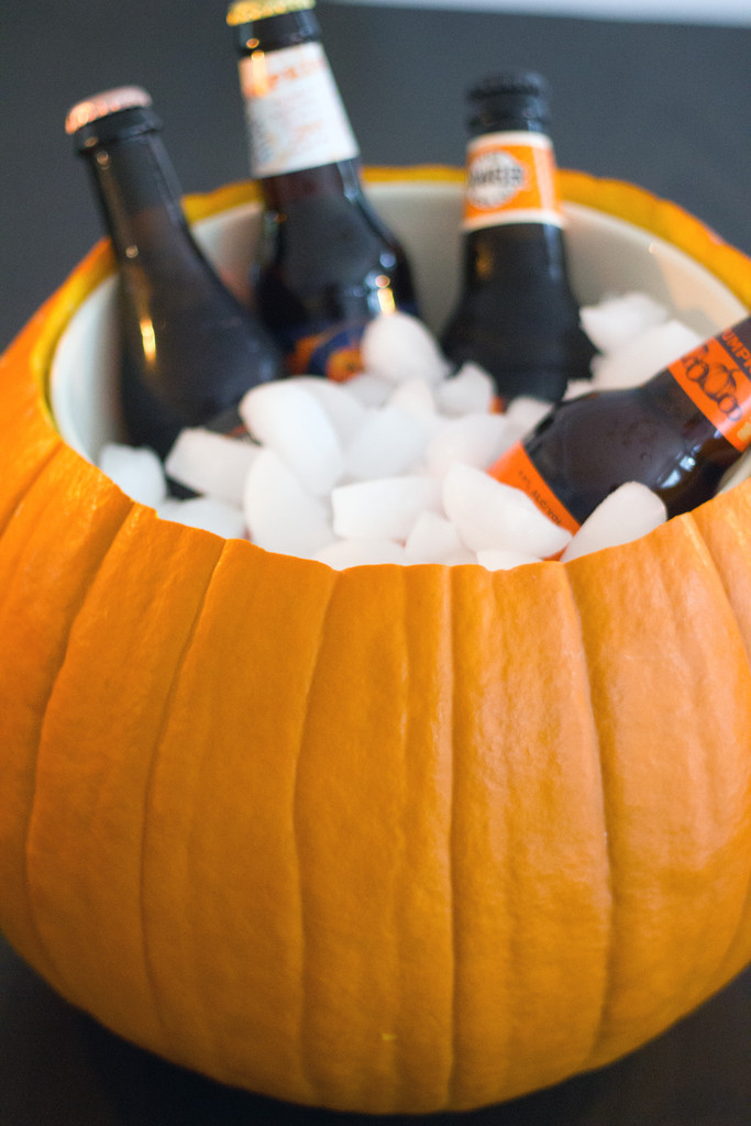 Pumpkin Drink Bucket 3