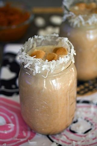 Pumpkin Hot Coconut