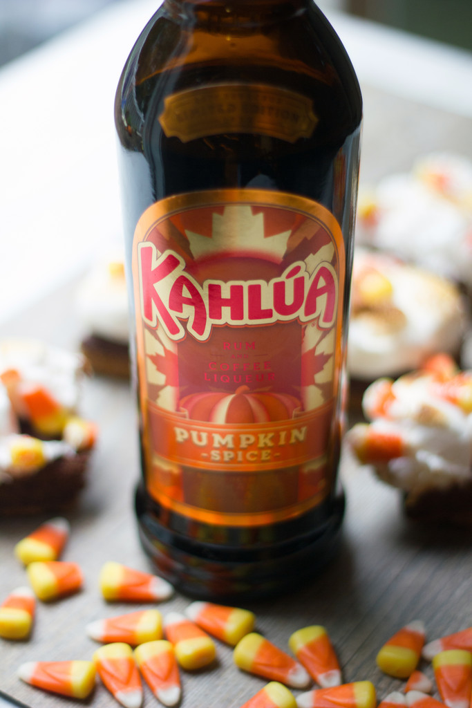 Pumpkin Kahlua Baking