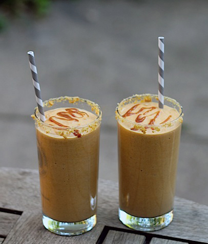 Pumpkin-Coffee Milkshake Recipes — Dishmaps