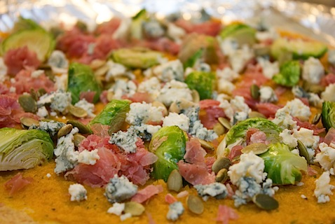 Pumpkin Pizza Crust Blue Cheese Pumpkin Seeds.jpg