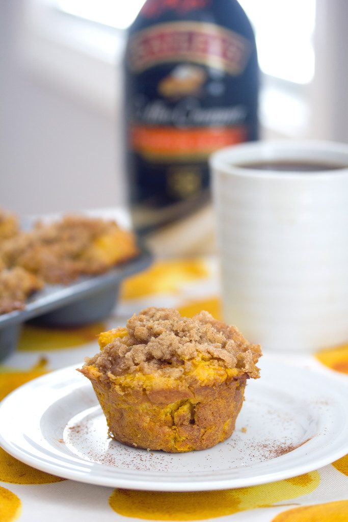 Pumpkin Spice French Toast Muffins -- The perfect combination of breakfast foods! | wearenotmartha.com