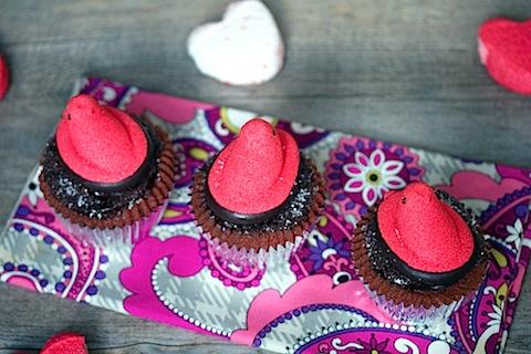 Red Velvet Marshmallow Peeps Cupcakes 10.jpg